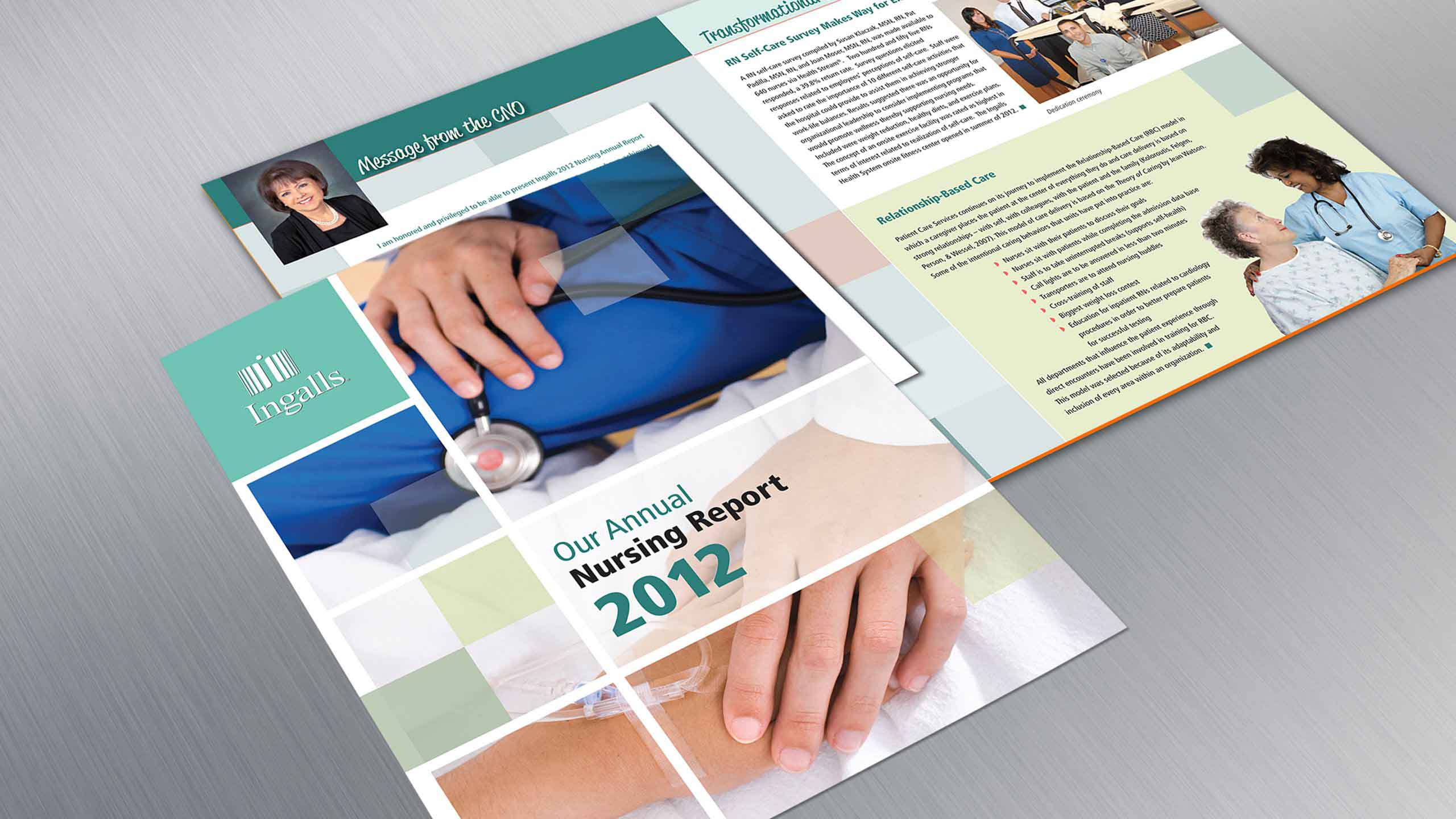 Ingalls HealthCare Annual Report